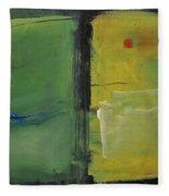 Conversation With Rothko Fleece Blanket