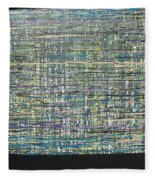 Convoluted Fleece Blanket