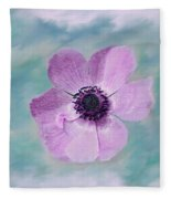 Cool Spring Fleece Blanket