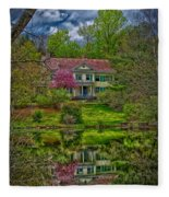 Coolfront Manor House Fleece Blanket