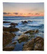 Coolum Dawn Fleece Blanket