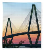 Cooper River Diamonds Fleece Blanket