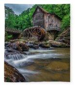 Coopers Mill Fleece Blanket