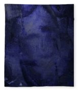 Copious Blue Fleece Blanket