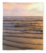 Copper Shores Fleece Blanket