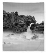 Coral Cove Park 0606 Fleece Blanket