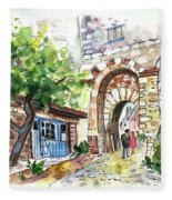 Cordes Sur Ciel 03 Fleece Blanket