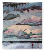 Cormorant Cumulus Fleece Blanket