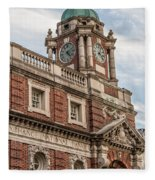 Corn Exchange National Bank Fleece Blanket