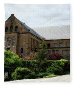 Cornell University Ithaca New York 13 Fleece Blanket