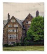 Cornell University Ithaca New York Pa 03 Fleece Blanket