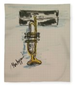 Cornet Fleece Blanket