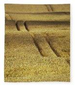 Cornfield Fleece Blanket