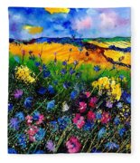 Cornflowers 680808 Fleece Blanket