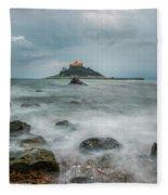 Cornwall I Fleece Blanket