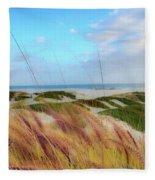 Coronado Island Fleece Blanket