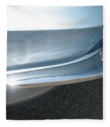 Corvette Waves Fleece Blanket