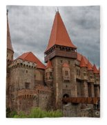 Corvin's Castle Fleece Blanket