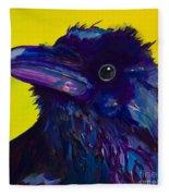 Corvus Fleece Blanket