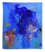 Cosmic Display Fleece Blanket