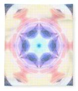 Cosmic Portal Fleece Blanket