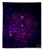 Cosmic Wonders Fleece Blanket
