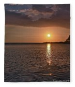 Costa Rica 050 Fleece Blanket