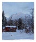 Cottage Bar  Fleece Blanket
