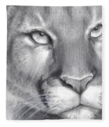 Cougar Spirit Fleece Blanket