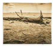 Countrified Australia Fleece Blanket