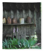 Country Jugs Fleece Blanket