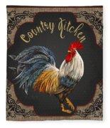 Country Kitchen-jp3764 Fleece Blanket