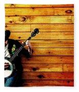 Country Music Fleece Blanket