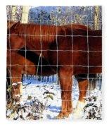 Country Pals Fleece Blanket