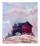 Country Sentinel Fleece Blanket