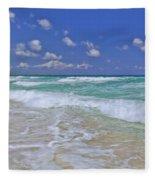 Cozumel Paradise Fleece Blanket