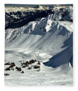 Cpr Ridge Extreme Terrain Fleece Blanket