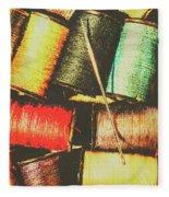 Craft Grunge Fleece Blanket