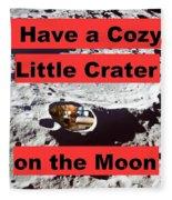 Crater15 Fleece Blanket