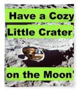 Crater18 Fleece Blanket