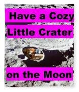 Crater23 Fleece Blanket
