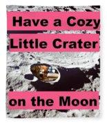 Crater29 Fleece Blanket