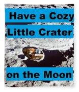 Crater30 Fleece Blanket