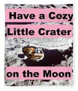 Crater38 Fleece Blanket