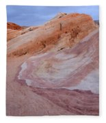 Crazy Hill 2 Fleece Blanket