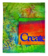 Create Fleece Blanket