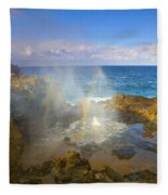 Creating Miracles Fleece Blanket