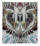 Creative Design Fleece Blanket