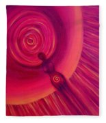 Creativity Fleece Blanket