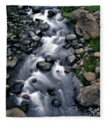 Creek Flow Fleece Blanket